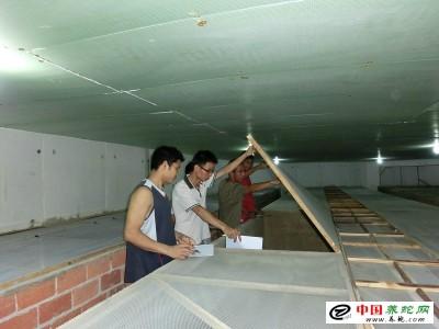 水律蛇养殖房屋建造