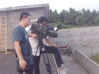 中央电视台七套农广天地采访神龙养蛇场分场 (12300播放)